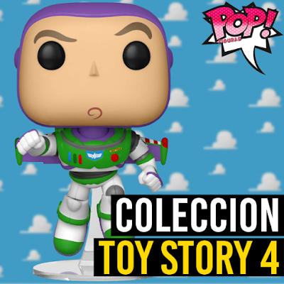 Lista de figuras funko pop de Funko POP Toy Story 4