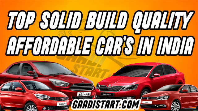 solid build quality car
