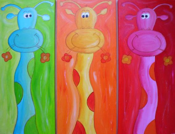 Favoriete Miss happy (meestal dan): De kleine kunst #CD95