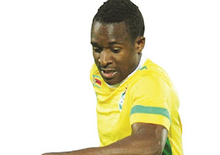 Talent Chawapiwa Zimbabwe Position Winger