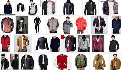 Jaket Pria Trendy Model Terbaru