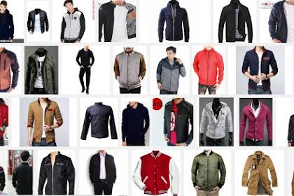 Jaket Pria Trendy Model Terbaru Masa Kini
