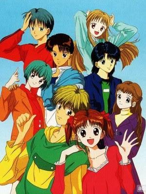 La familia crece Anime