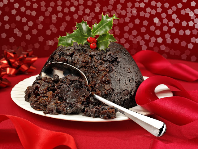 Mary Berry's Christmas Pudding