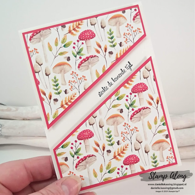 Stampin' Up! Painted Seasons Designer Series Paper, Sale-A-Bration 2019