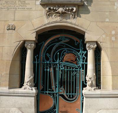 Le Castel Béranger, Hector Guimard