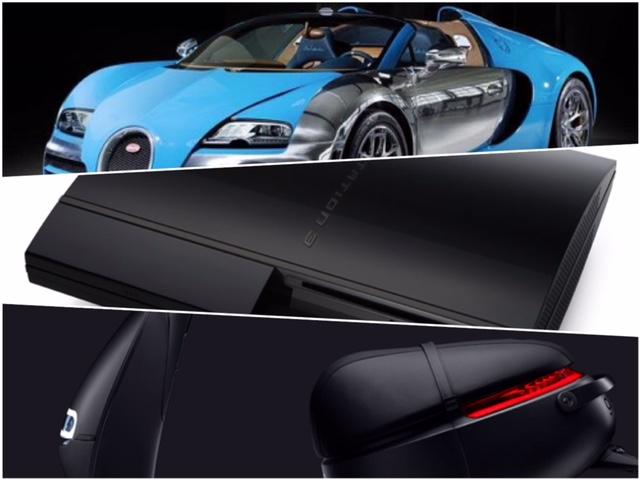 bugatti veyron playstation gogoro 降價賣