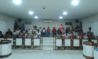 Andorinha: Professores protestam e divulgam Carta de Repúdio