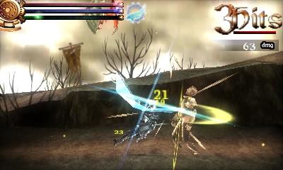 AeternoBlade screenshot 1