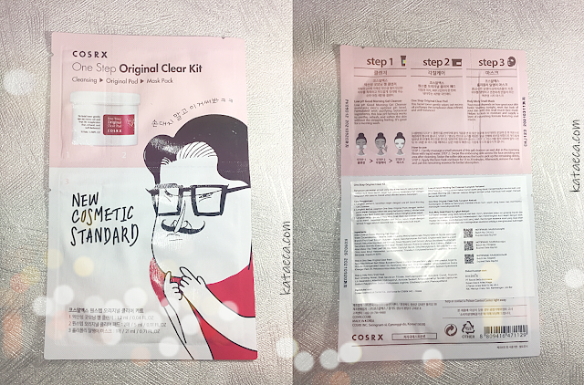 review cosrx one step original clear kit