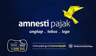 Pengertian Program Tax Amnesty Pajak