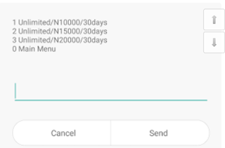 Airtel Launched Unlimited Data Packages