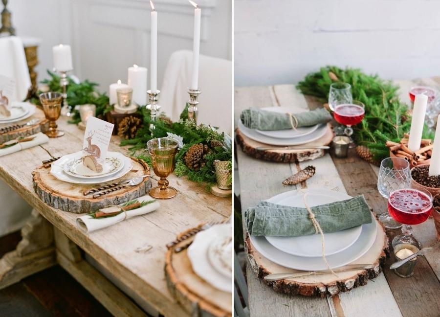 dom, home decor, dekoracje, aranżacje, Święta, Boże Narodzenie, Christmas, table, stół