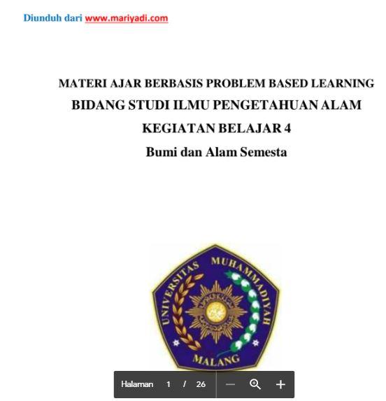Materi Ajar PPG Daljab 2021 www.mariyadi.com