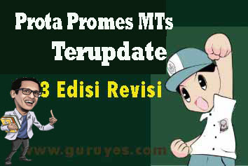 Download Prota Promes Fiqih MTs K13 Kelas 7 8 9