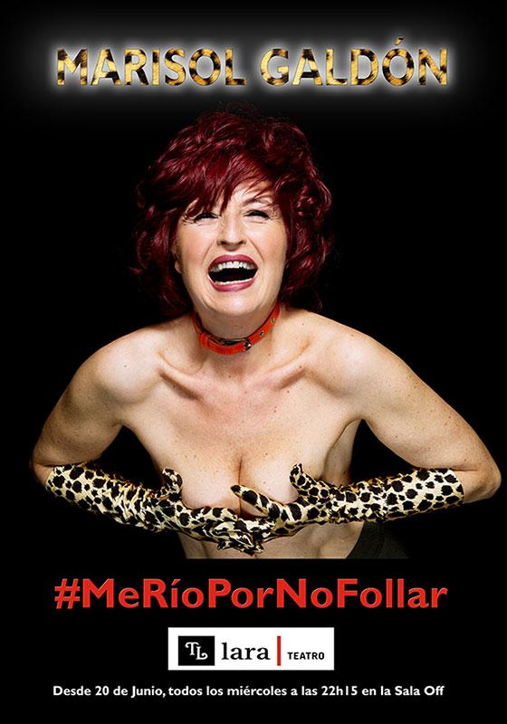Monologo Me Rio Por No Follar Chica Sombra