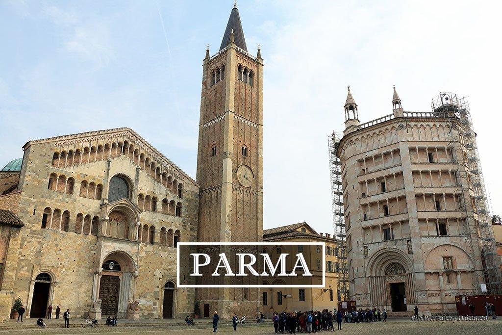 Qué ver en Parma, cuna del arte medieval