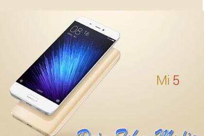 Harga Xiaomi Mi5 Terbaru dan Spesifikasi Lengkap