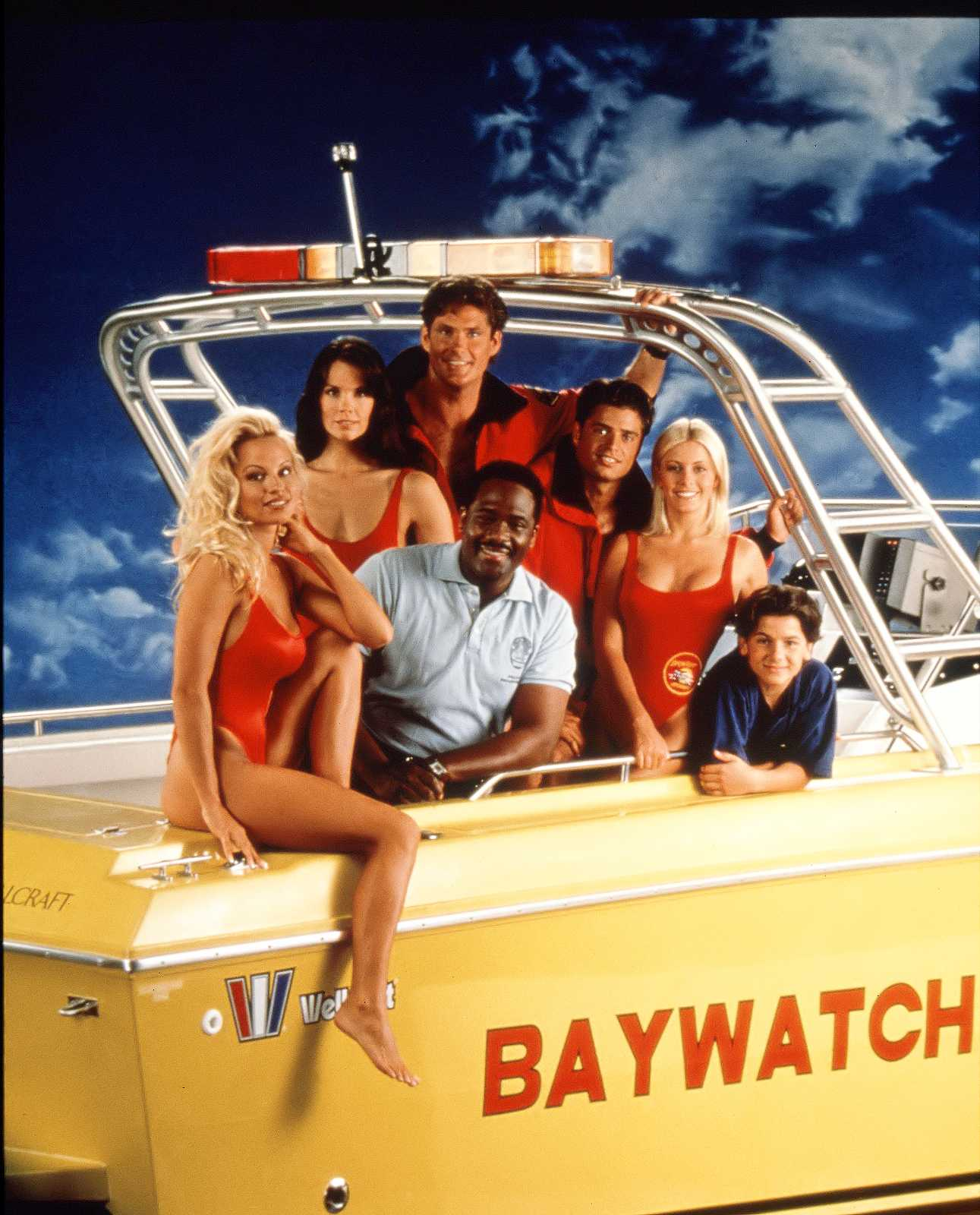MEMORY LANE : BAYWATCH