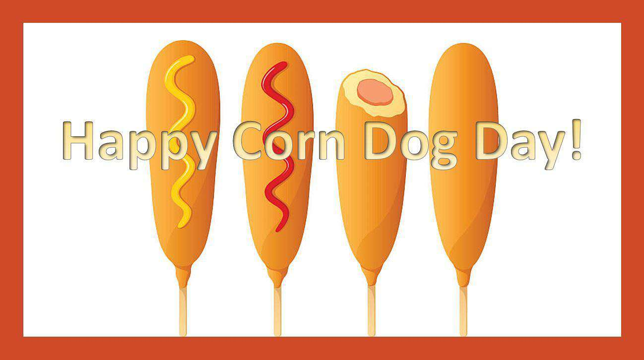 National Corn Dog Day Wishes for Whatsapp