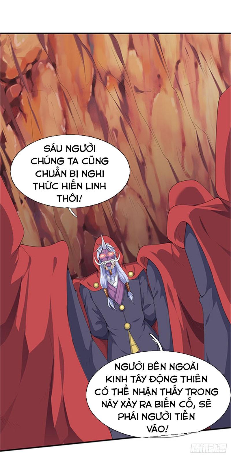 Vạn Cổ Thần Vương chap 118 - Trang 1