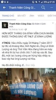 """""""THANH NIÊN CÔNG GIÁO"""" VỪA NGU VỪA XẢO TRÁ"""