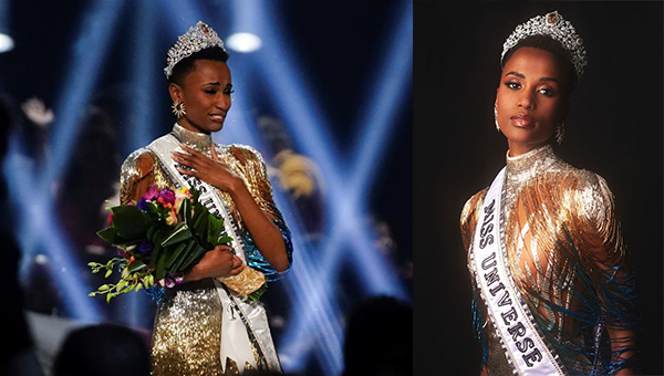 Miss Universe 2019 es South Africa