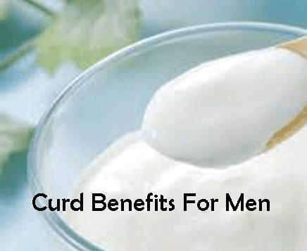 Curd Benefits For Men