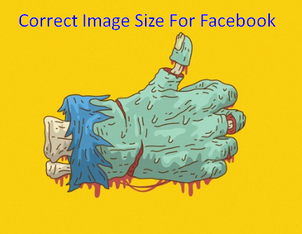 Correct Image Size For Facebook
