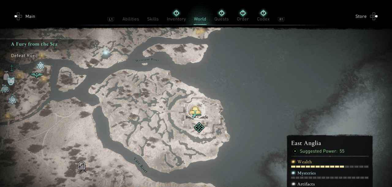 Ingot 37 Map 2