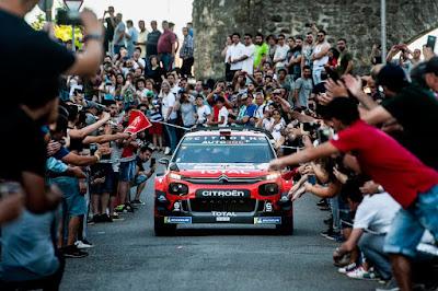 WRC Rally fans