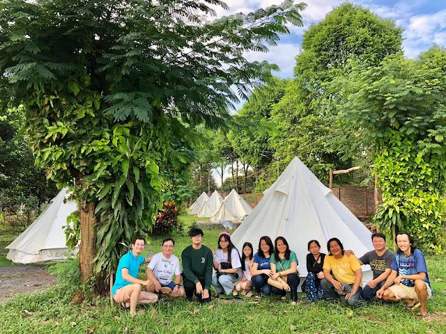 Tour Cắm Trại Cho Gia Đình Cùng Trẻ Nhỏ