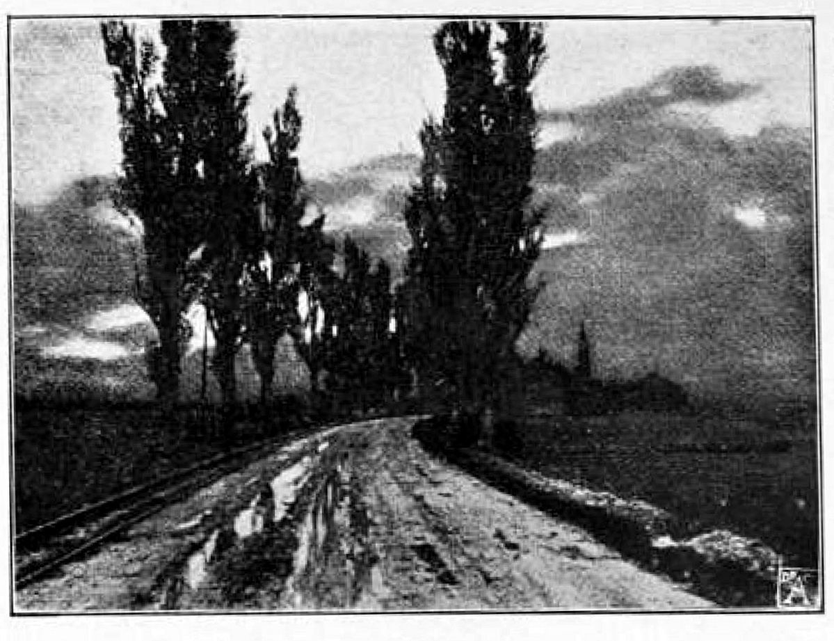 Streetfotografie im Jahre 1898