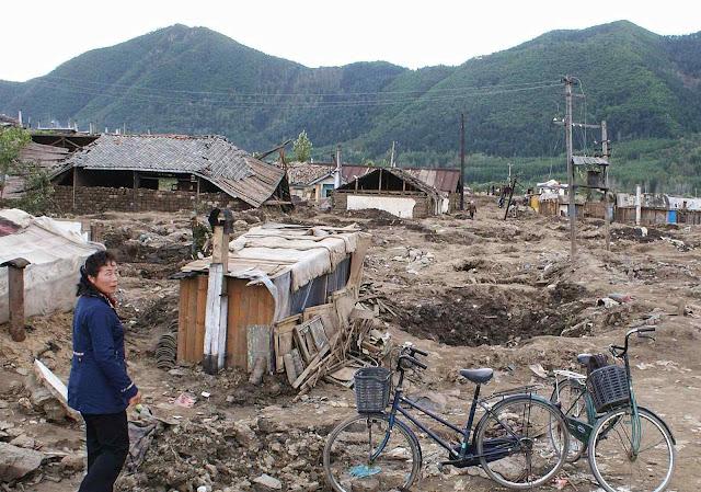 A população da Coreia do Norte está reduzida à pior das misérias