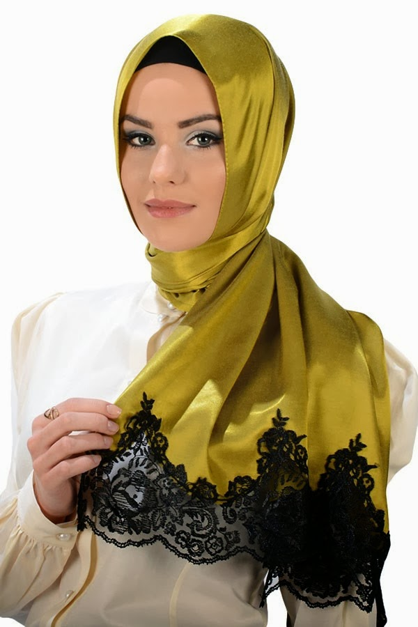 Arabian Style Scarf