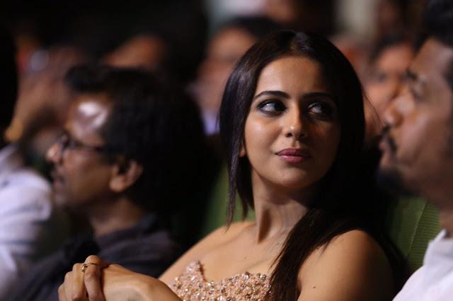 Rakul Preet Singh at Spyder Movie Audio Launch