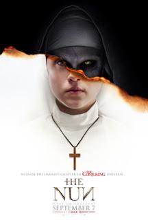 """The Nun -  seri kelima dari """"The Conjuring Series"""" siap membuat anda ketakutan"""