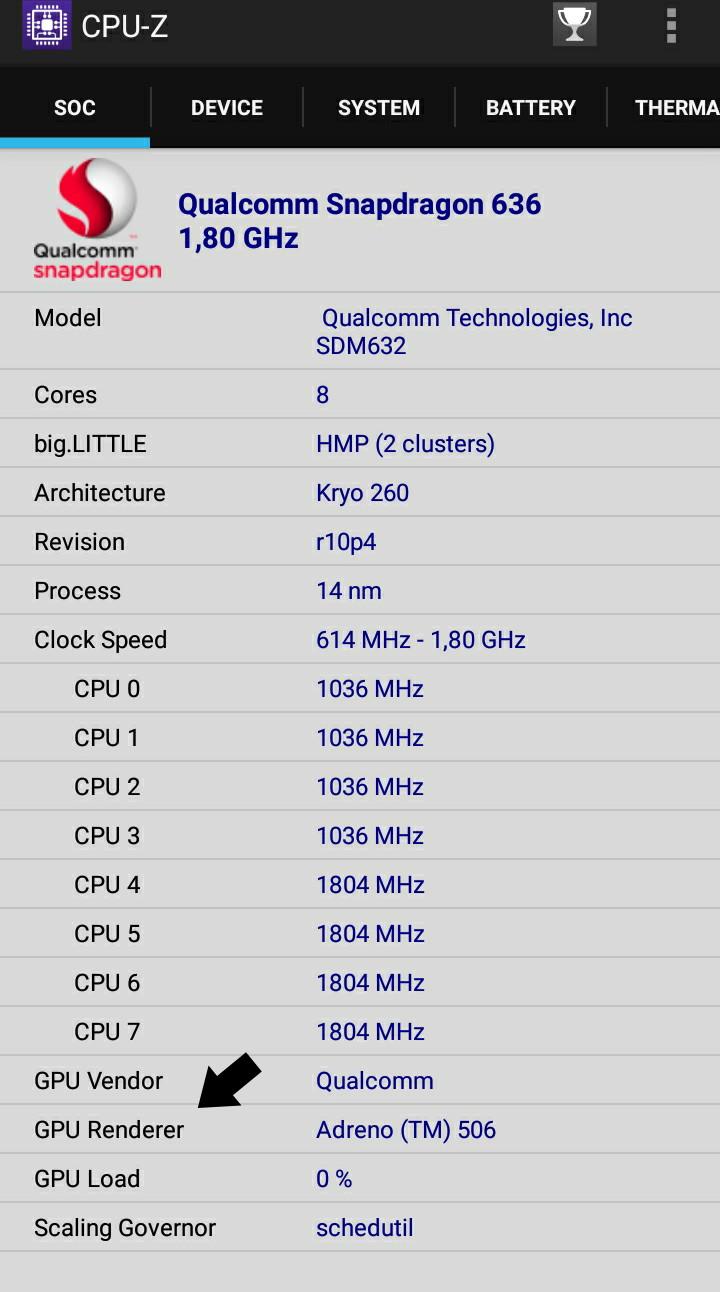 Cara Cek Jenis GPU Di Android
