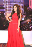 Angela Krislinzki Telugu Actress looks stunning in Red   HD Pics   Exclusive  8.jpg