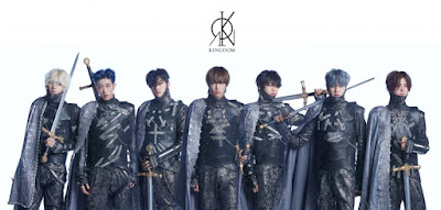 KINGDOM (킹덤) MEMBERS PROFILE AND DETAILS