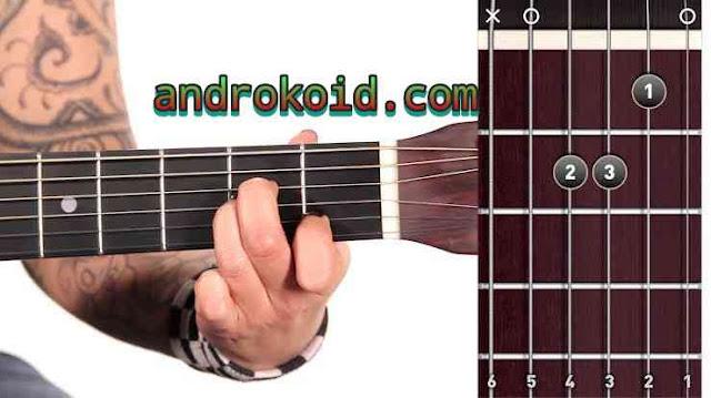 Cara mempelajari chord gitar untuk pemula lengkap dengan gambar dan mudah untuk dipahami