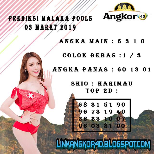 PREDIKSI MALAKA POOLS 03 MARET 2019