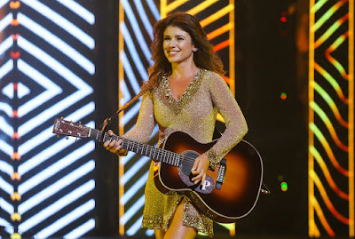 Paula Fernandes embala a sexta-feira da Band com seus sucessos. Crédito: Divulgação/Site Oficial