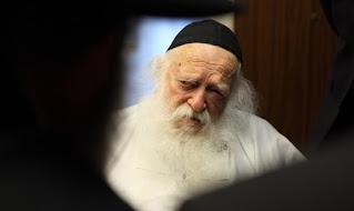 Rabinos Kanievsky, Edelstein: Ore fora, tanto quanto possível