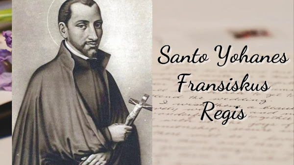 Santo Yohanes Fransiskus Regis, Yohanes Fransiskus Regis