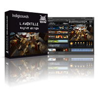 Laventille Rhythm Section KONTAKT Library