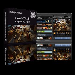 Laventille Rhythm Section KONTAKT Library