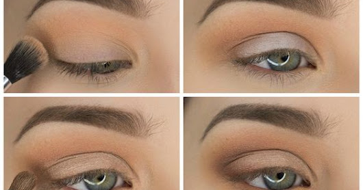 5 Easy Step by Step Eyeshadow guide for Beginners