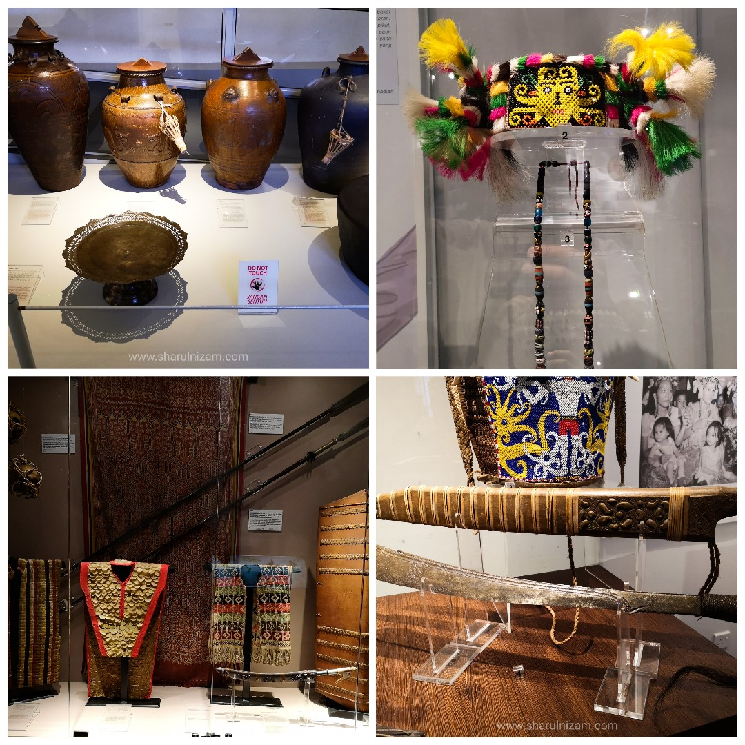 Urang Sarawak Exhibition