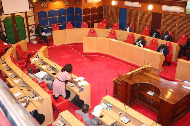 Kilifi county Assembly. PHOTO | BMS